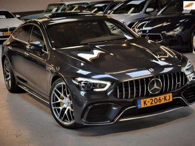 tweedehands Mercedes AMG GT 4-Door Coupe 63 S 4MATIC+ Premium Plus Navi|Schuif