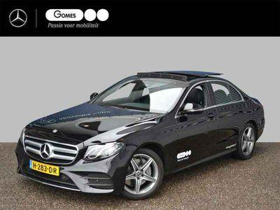tweedehands Mercedes E200 Business Solution AMG | Panoramadak | Achteruitrijcamera | Stoelverwarming