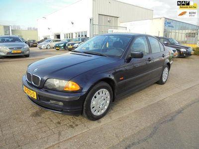 tweedehands BMW 316 3-SERIE i Airco, Nette auto, APK 10-2020