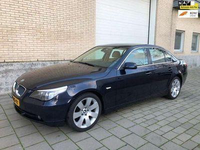 tweedehands BMW 525 525 i Executive Aut Xenon Leder Pdc 2e Eig Nap