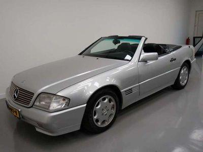 tweedehands Mercedes 320 03-1995 Automaat, Airco, Leder, Lm. Velgen,