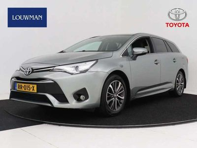tweedehands Toyota Avensis Touring Sports 1.8 VVT-i Executive | Half Leder |