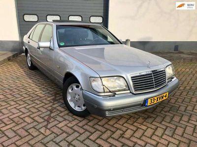 tweedehands Mercedes S600 Lang Classic