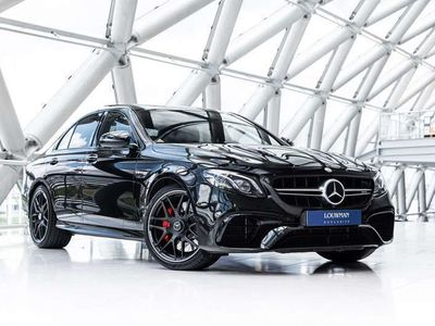 tweedehands Mercedes E63 AMG S 4Matic | Carbon ext | Sunroof | NL Auto |