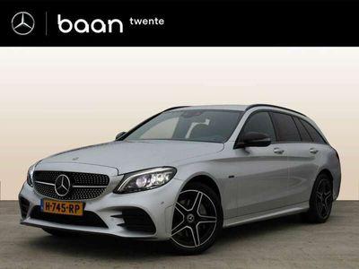 tweedehands Mercedes C300 C 300 EstateBusiness Solution AMG Plus   Apple C
