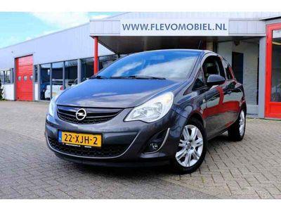 tweedehands Opel Corsa 1.2 EcoFlex Color Edition LPG-Af Fabriek Airco LMC