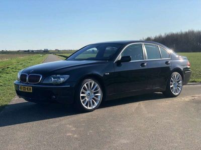 tweedehands BMW 750 i Edition high executive
