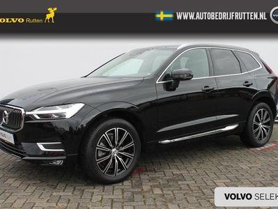 tweedehands Volvo XC60 T4 190PK Automaat Inscription / voorruit verwarmd/ stoelverwarming/ bestuurdersstoel Έlectric verstelbaar/ koplampreinigers/ Led Bochtverlichting