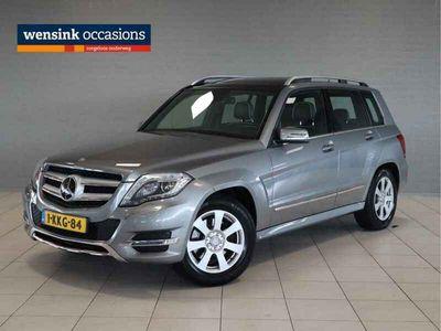 tweedehands Mercedes GLK200 CDI Ambition | Facelift | Navigatie | Cruise control | Trekhaak | Automaat |