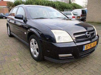 tweedehands Opel Signum 2.2-16V AIRCO! CRUISE! APK 6-2020!
