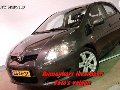 tweedehands Toyota Auris 2.2 D-4D Luna Business 177 PK | PDC | LMV | Clima