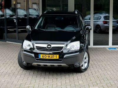 tweedehands Opel Antara 2.4 Cosmo Leder/Trekhaak/Stoelverw.