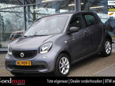 tweedehands Smart ForFour 1.0 Pure NL-AUTO NAP INCL. BTW!