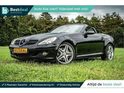 tweedehands Mercedes SLK350 | Xenon | ECC | Cruise | Stl. verw. | Leder