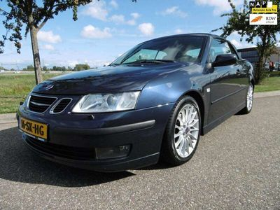 tweedehands Saab 9-3 Cabriolet 1.8t Vector Youngtimer!! Climate Control !!
