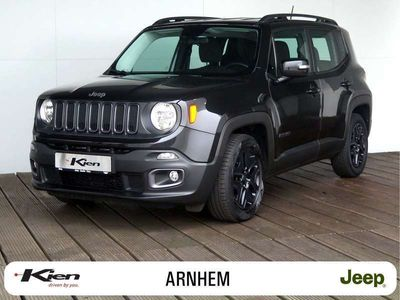 tweedehands Jeep Renegade 1.4 MultiAir Night Eagle | Stoelverwarming | Navigatie