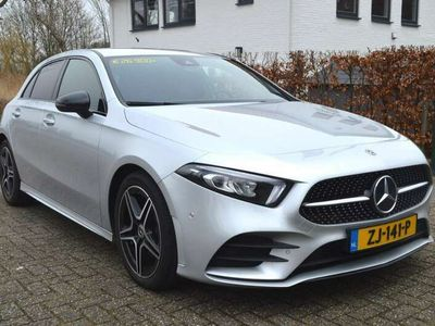 tweedehands Mercedes A180 Business Solution AMG-line Night Edition