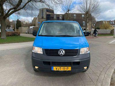 tweedehands VW T5 2.0 Benzine L2H1 2006 Trekhaak Nieuwstaat!