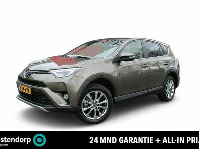 tweedehands Toyota RAV4 2.5 Hybrid AWD Style | Navigatie | Parkeersensoren | Stoelverwarming | Climate control |