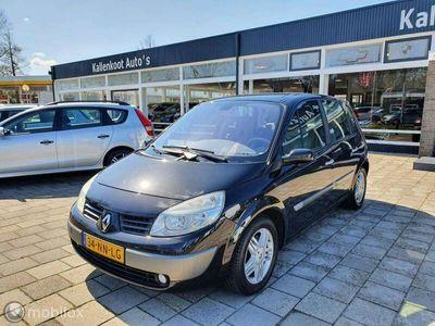 tweedehands Renault Scénic 2.0-16V Dynamique Luxe, 1ste eigenaar!
