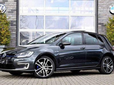 tweedehands VW Golf 1.4 TSI GTE 16.000,- INCL. BTW PANO.DAK AD. CRUISE ORG. NL.