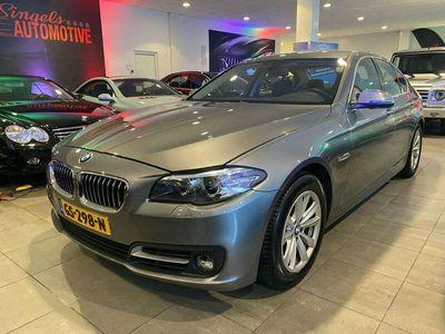 tweedehands BMW 518 518 d Business. 119.000 km. Groot navi. Incl. BTW.