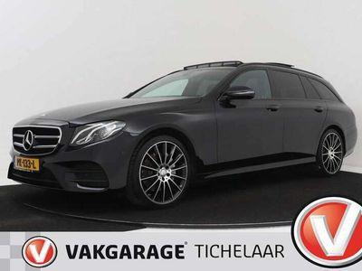 tweedehands Mercedes E220 Estate d | AMG line | Panoramadak | Camera | Org N