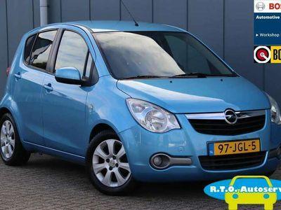 tweedehands Opel Agila 1.2 Edition ZEER NETTE AUTO NAP KM
