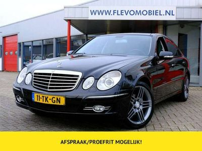 tweedehands Mercedes E280 CDI 190pk Elegance Aut. Pano|Xenon|Halfleder|LMV|P