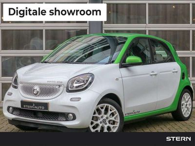 tweedehands Smart ForFour Electric Drive automaat electric drive prime | camera | led | sto