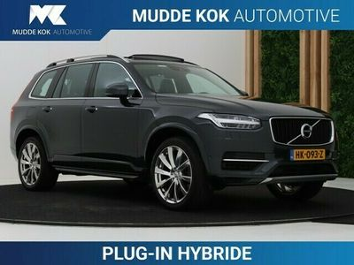tweedehands Volvo XC90 2.0 T8 Twin Engine AWD Momentum | Panoramadak | Camera | Stuurverwarming | On Call | Incl. BTW