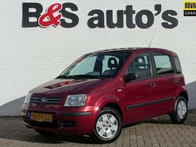 tweedehands Fiat Panda 1.2 Navigator AUTOMAAT E RAMEN RADIO/CD