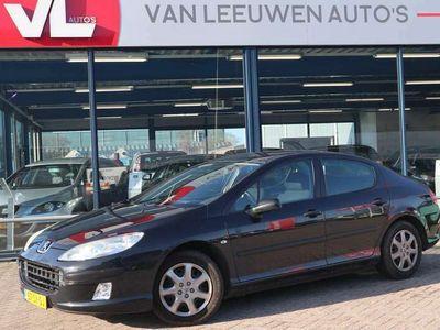 tweedehands Peugeot 407 1.8-16V XR | Trekhaak | Clima | NAP |