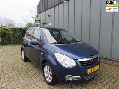 tweedehands Opel Agila 1.2 Enjoy //APK//NAP//Airco//Έlectric.Ramen//CV+AB//Dealer Onderhouden//