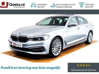 tweedehands BMW 540 540 i High Executive Luxury Line NAVI Pro - Head-up