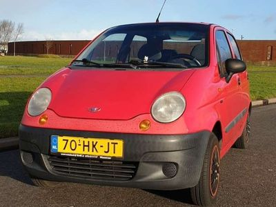 tweedehands Chevrolet Matiz 0.8 Pure PS