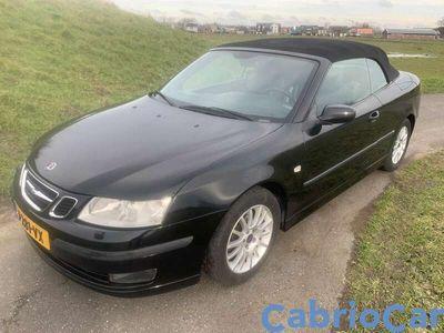 tweedehands Saab 9-3 Cabriolet 2.0t Vector Yougtimer dus zakelijk lage bij