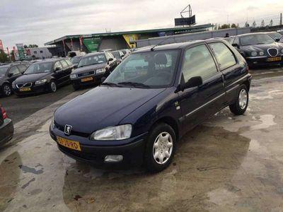 tweedehands Peugeot 106 1.1 XTX