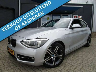 tweedehands BMW 120 Coupé 120 d High Executive Aut. M-sport