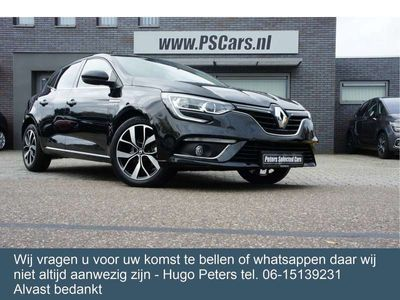 tweedehands Renault Mégane 1.3 TCe Limited Bluetooth/Cruise/Carbon/Clima/LED/