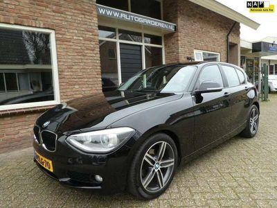 tweedehands BMW 114 114 i EDE Executive Airco / Navi / Dealeronderhoude