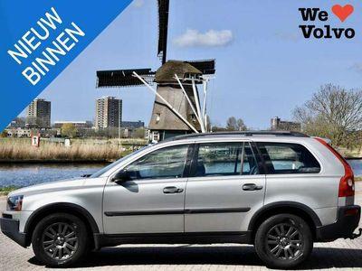 tweedehands Volvo XC90 2.4 D5 Exclusive Leder interieur, schuif dak, auto