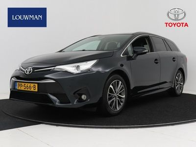 tweedehands Toyota Avensis Touring Sports 1.8 VVT-i Executive Business Navigatie | Cruise control | Climate control |