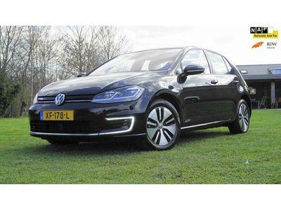 tweedehands VW e-Golf e-golf136 PK WARMTEPOMP CAMERA INCL BTW
