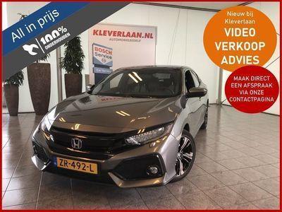 tweedehands Honda Civic 1.0 i-VTEC Premium | Automaat | Navigatie | Climat