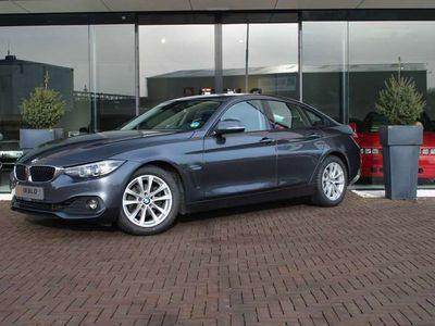 tweedehands BMW 420 Gran Coupé 420i High Executive Steptronic Leer- Na