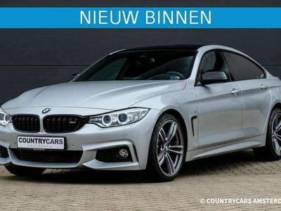 tweedehands BMW 428 Gran Coupé M Performance Carbon Leder