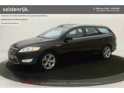 tweedehands Ford Mondeo 2.0-16V Titanium | Origineel NL | Navigatie | Blue