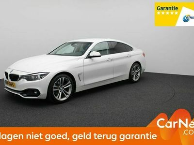 tweedehands BMW 418 4 SerieExecutive Sport Line, Automaat, LED, Navigatie