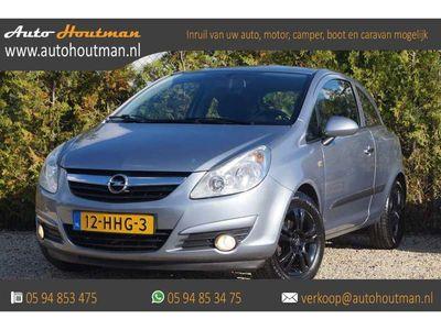 tweedehands Opel Corsa 1.2-16V Sport AIRCO - CRUISE - ELEKTR. PAKKET - LM